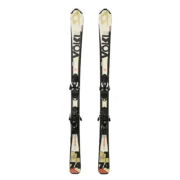 Used 2015 Volkl RTM 7.4 Skis with Bindings A Condition Size Choices, , 600