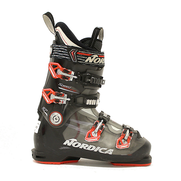 Used 2018 Mens Nordica Speedmachine 110 R Ski Boots Size Choices, , 600