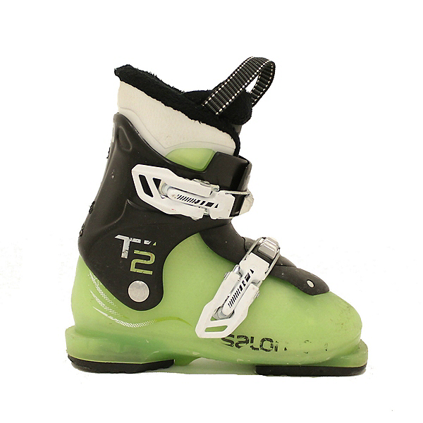 Used Kids Salomon T2 Ski Boots Toddler & Youth Size SALE, , 600