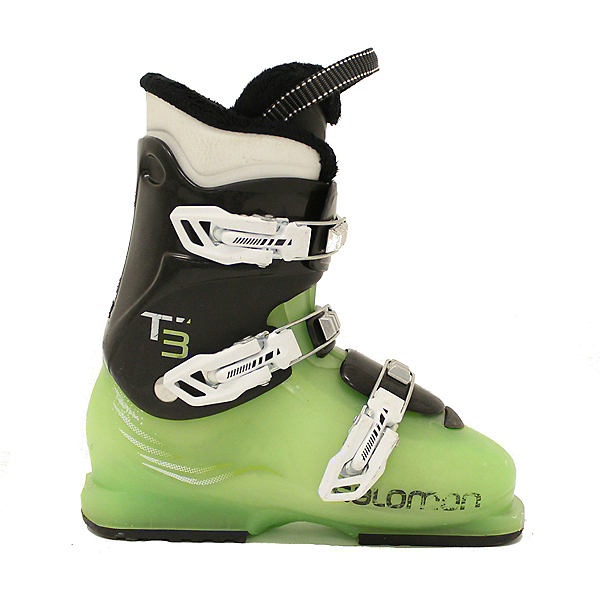 Used Kids Salomon T3 Ski Boots Youth Size SALE, , 600