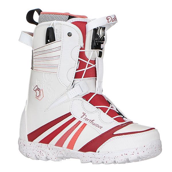 Northwave Dahlia SL Womens Snowboard Boots, White Terra, 600