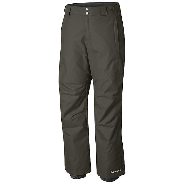 Columbia Bugaboo II Mens Ski Pants, Peatmoss, 600