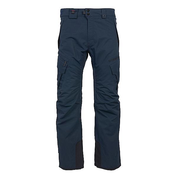 686 Smarty 3 in 1 Cargo Mens Snowboard Pants, Navy, 600