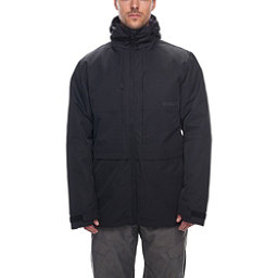 686 Smarty 3 In 1 Form Mens Insulated Snowboard Jacket Black 256