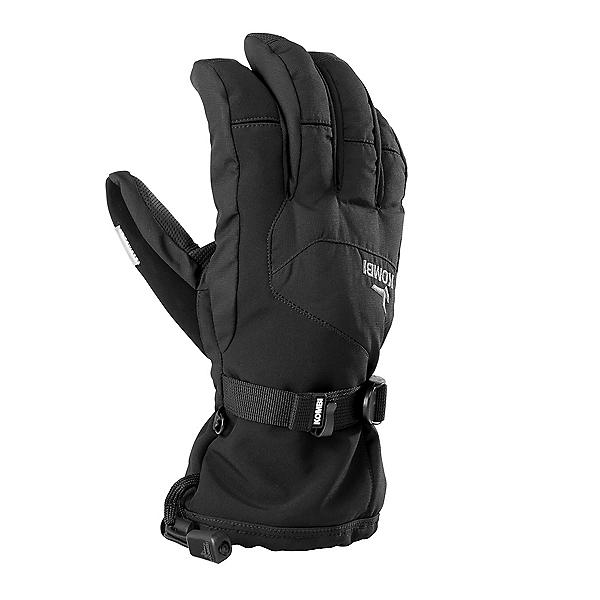 Kombi Storm Cuff III Kids Gloves, Black, 600