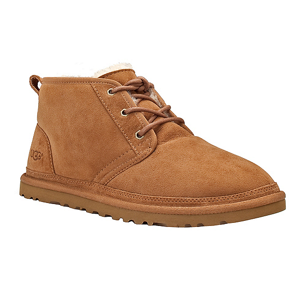 UGG Neumel Mens Casual Shoes, Chestnut, 600