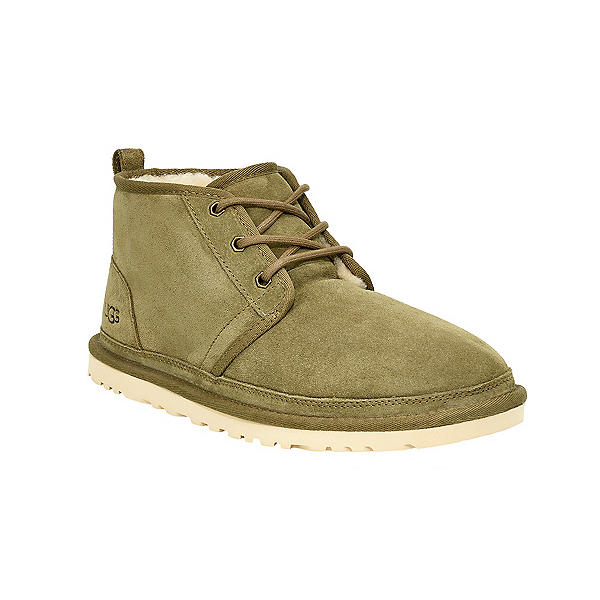 UGG Neumel Mens Casual Shoes, Moss Green, 600