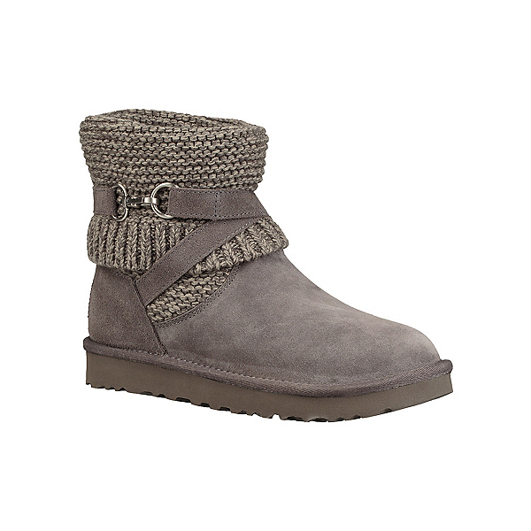 UGG Purl Strap Womens Boots, , 600