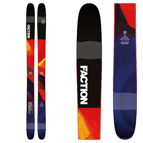 Faction Prodigy 2.0 Skis, , 600