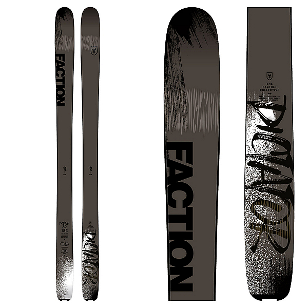 Faction Dictator 2.0 Skis 2019, , 600