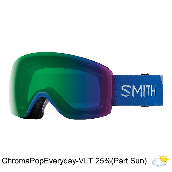 Smith Skyline Goggles, Imperial Blue-Chromapop Everyd, 600