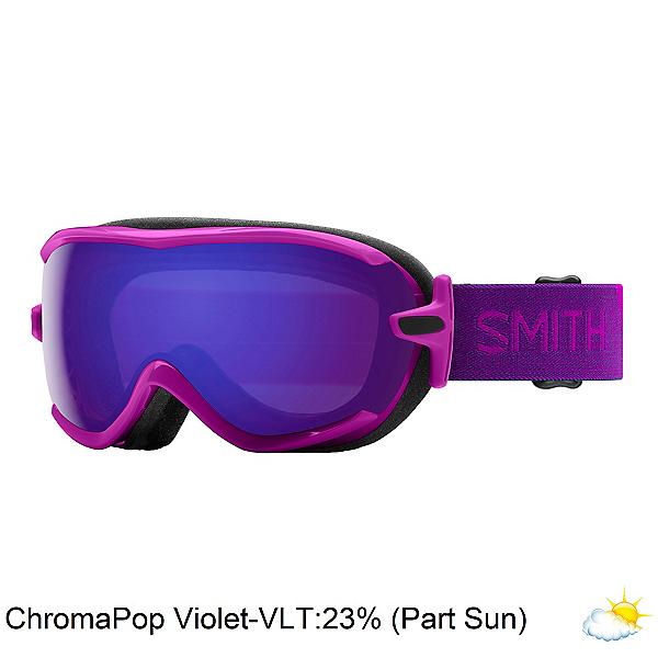 Smith Virtue Womens Goggles 2020, Fuchsia-Chromapop Evdy Violet, 600