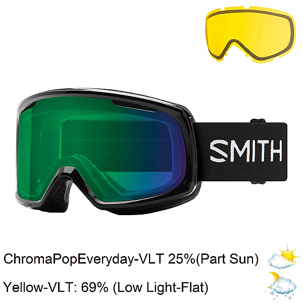 Smith Riot Womens Goggles 2020, , 600