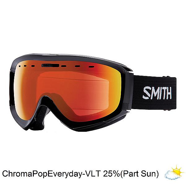 Smith Prophecy OTG Goggles, Black-Chromapop Everyday Red M, 600