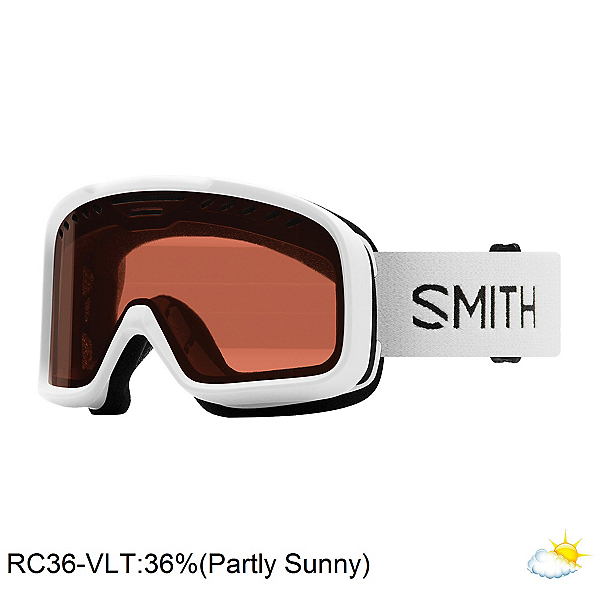 Smith Project Goggles 2020, White-Rc36, 600