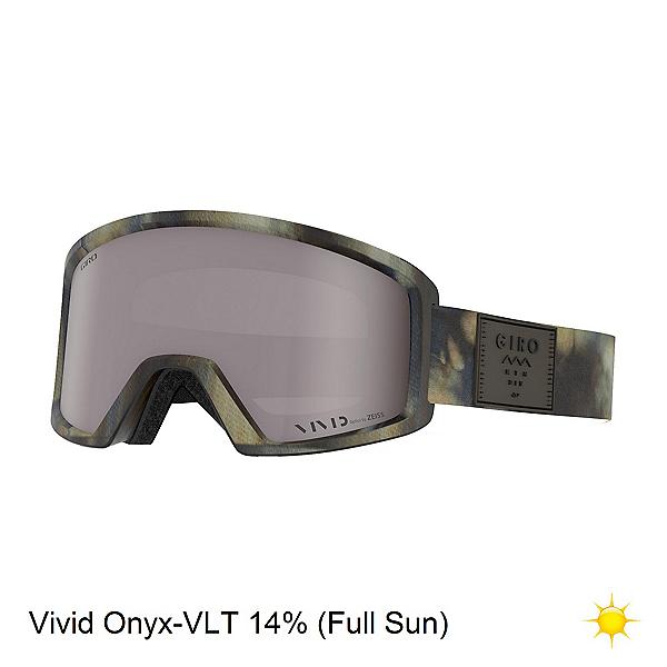 Giro Blok Goggles, Afterbang-Vivid Onyx, 600