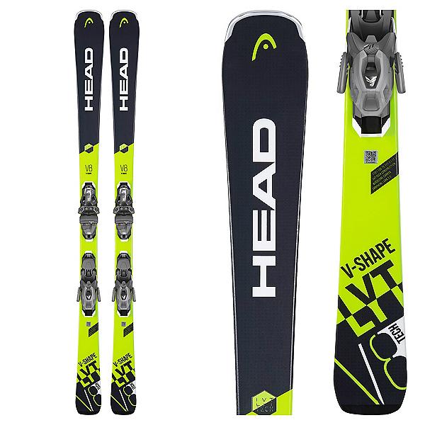 Head V-Shape V8 Skis with PRD 12 GW Bindings, , 600