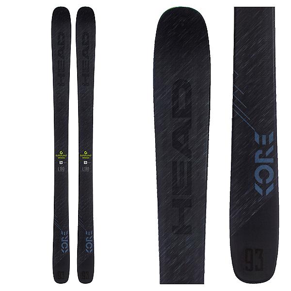 Head Kore 93 Skis 2019, , 600