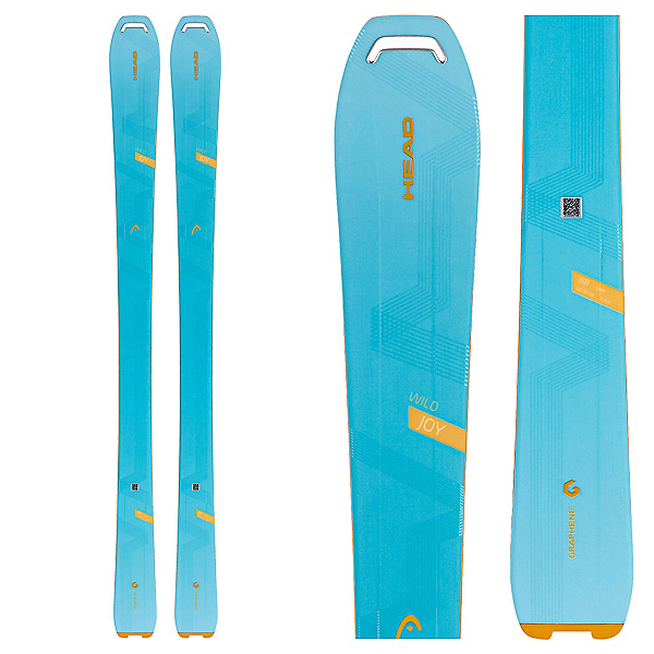 Head Wild Joy Womens Skis, , 600