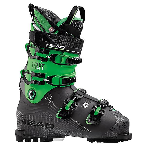 Head Nexo LYT 120 G Ski Boots, Anthracite-Green, 600