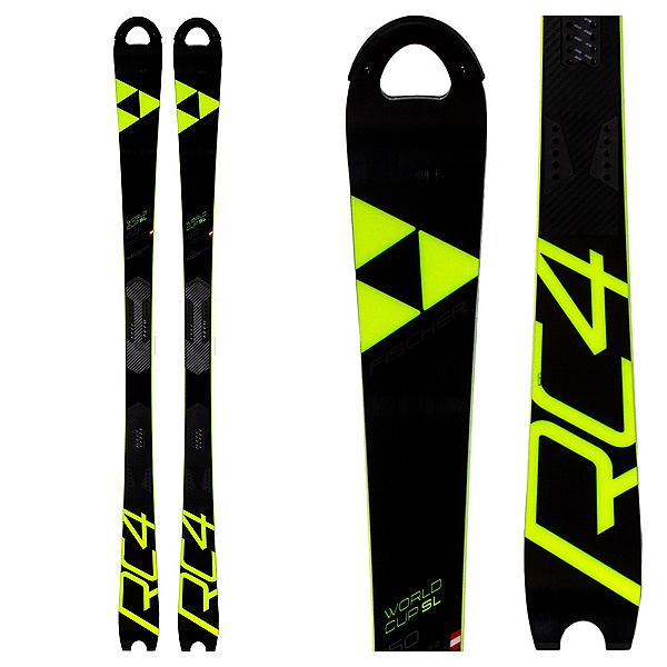 Fischer Worldcup SL Jr. Junior Race Skis, , 600