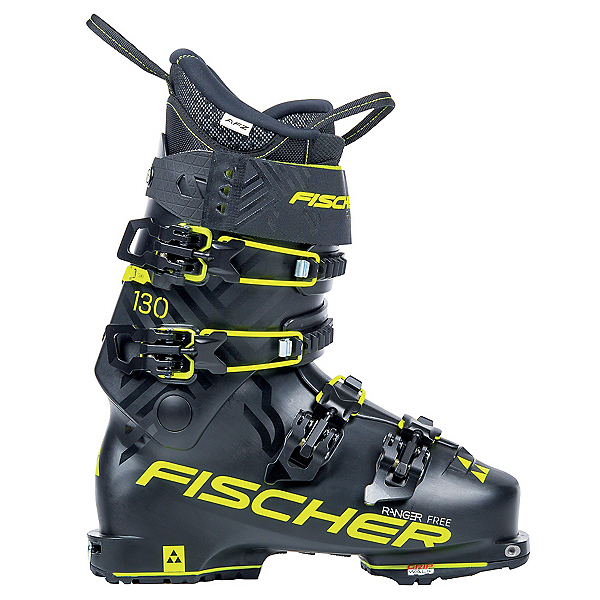 Fischer Ranger Free 130 Ski Boots 2020, Black, 600