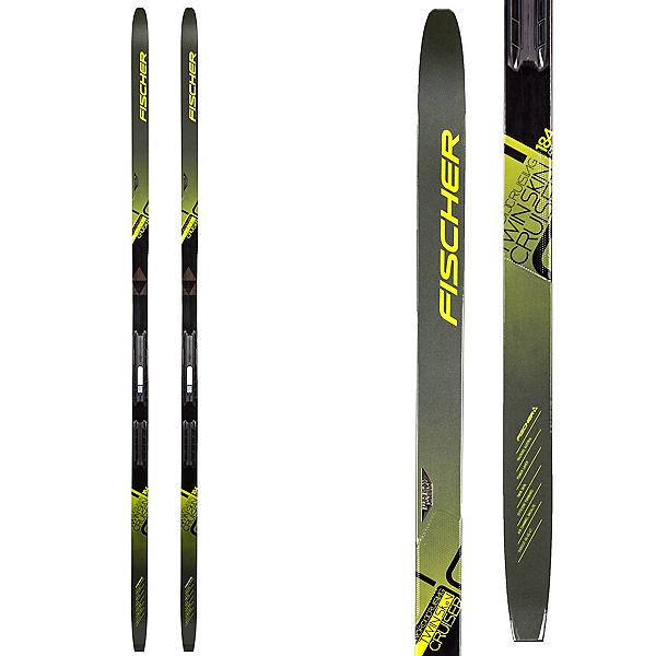 Fischer Twin Skin Cruiser EF Cross Country Skis, , 600