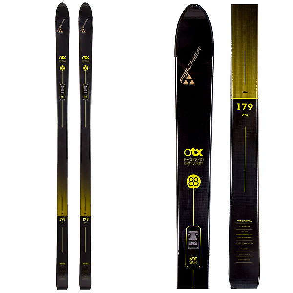 Fischer Excursion 88 Crown Cross Country Skis 2020, , 600