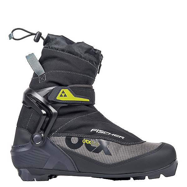 Fischer Offtrack 5 BC NNN BC Cross Country Ski Boots 2021, Black, 600