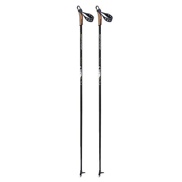 Fischer XC Superlite Cross Country Ski Poles 2020, Black, 600