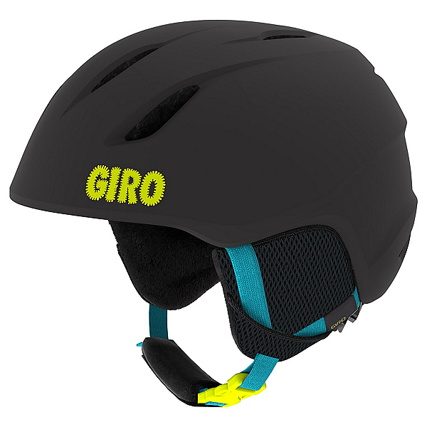 Giro Launch Kids Helmet 2020, Matte Black-Sweet Tooth, 600
