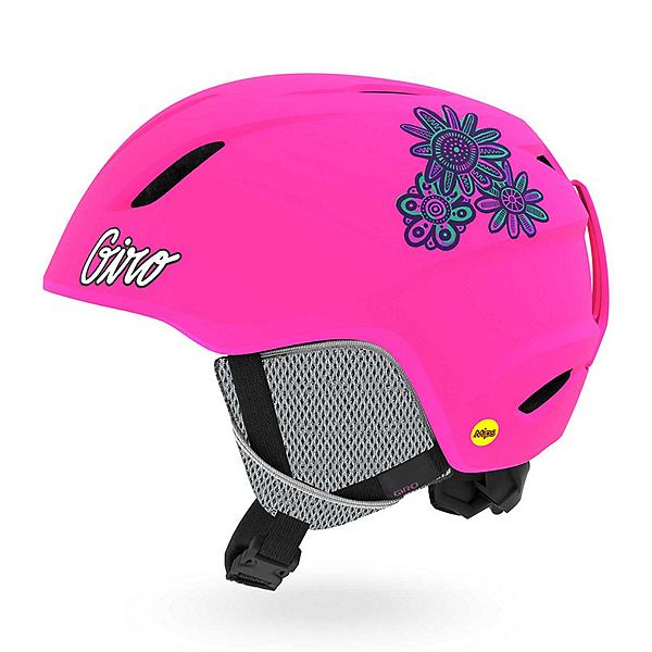Giro Launch MIPS Kids Helmet 2020, Matte Bright Pink, 600