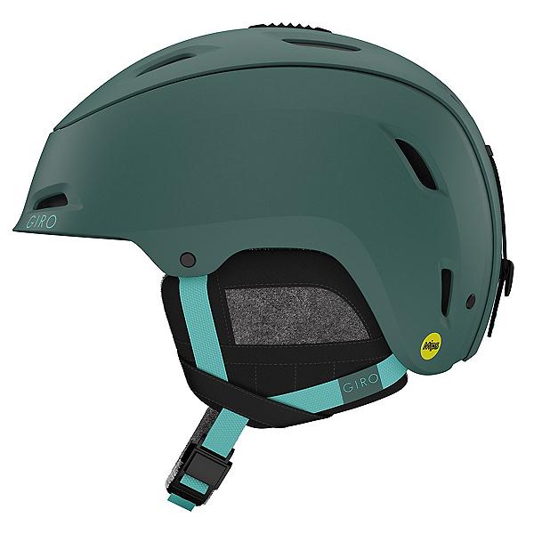 Giro Stellar MIPS Womens Helmet, Matte Grey Green-Glaze Blue, 600