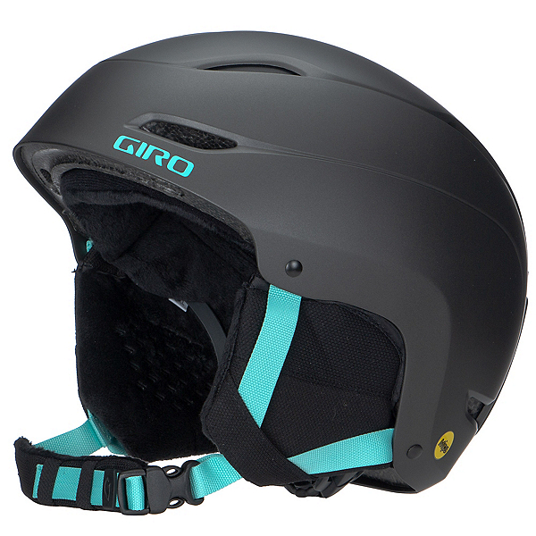 Giro Ceva MIPS Womens Helmet, Metallic Coal-Cool Breeze, 600