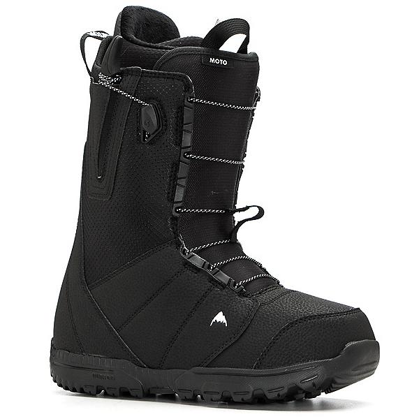 Burton Moto Snowboard Boots 2020, Black, 600