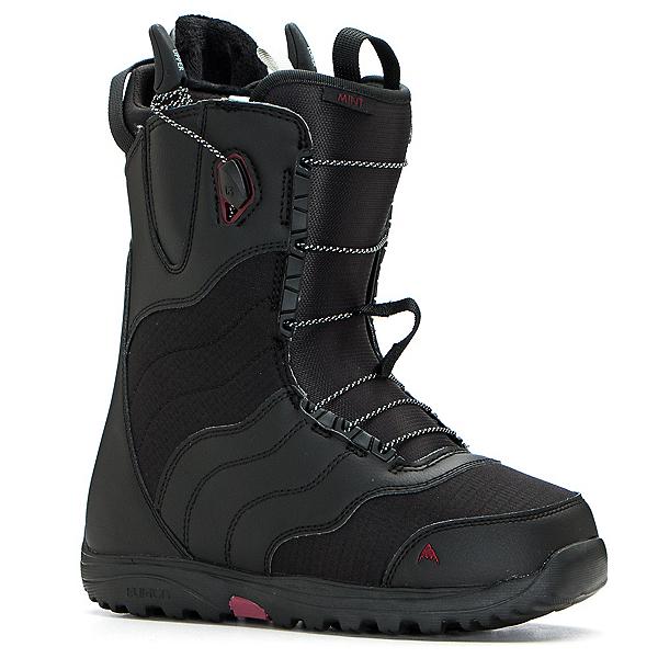 Burton Mint Womens Snowboard Boots, Black, 600