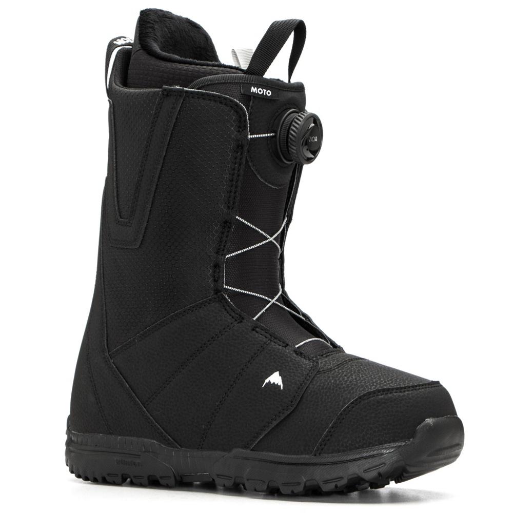 Burton Moto Boa Snowboard Boots 2020 im test