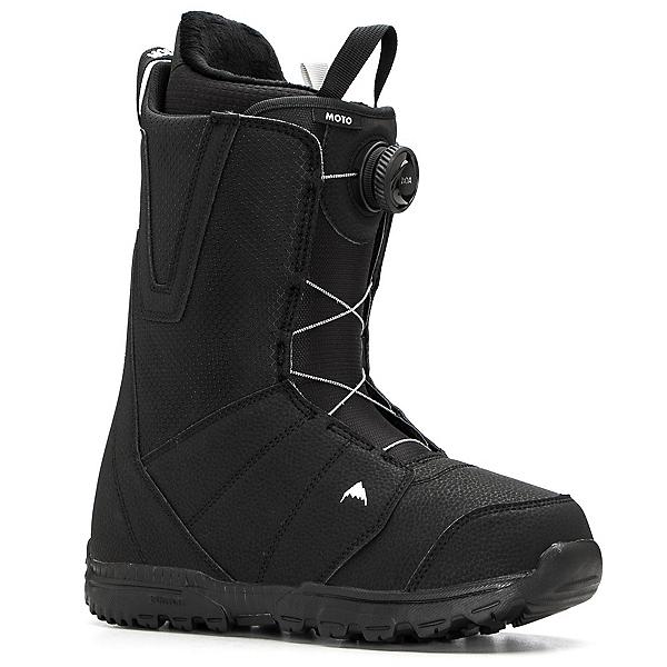 Burton Moto Boa Snowboard Boots 2020, Black, 600