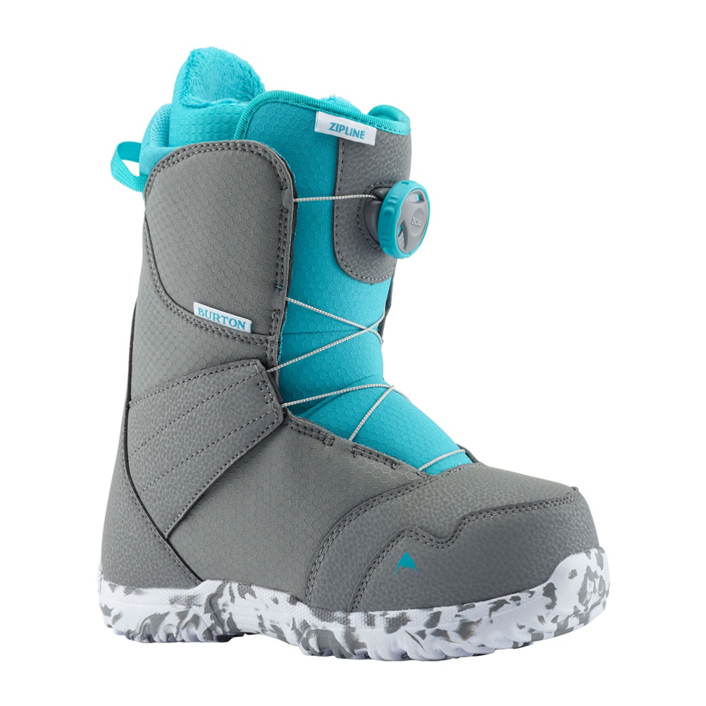 Burton Zipline Boa Kids Snowboard Boots 2020 im test