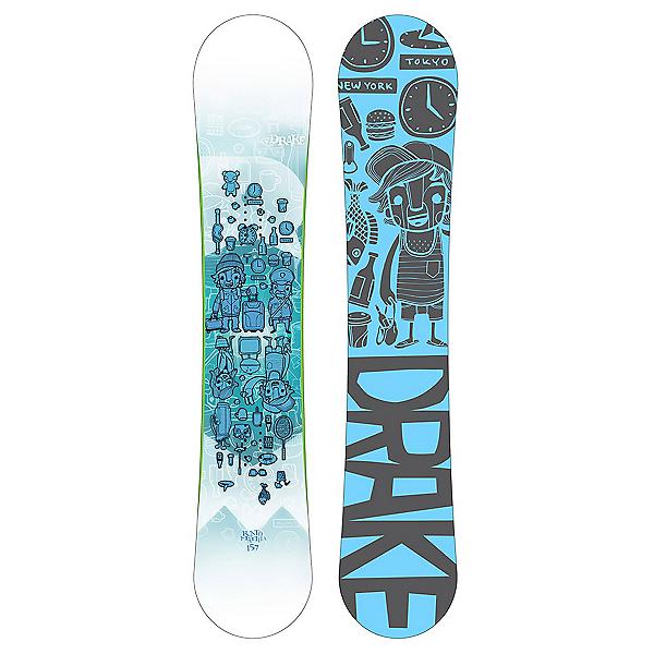 Drake Risto Pro Snowboard, , 600