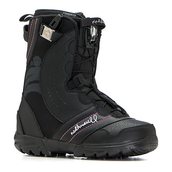 Northwave Dahlia Womens Snowboard Boots, Black, 600