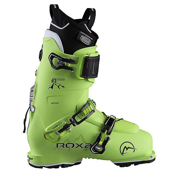 ROXA R3 130 T.I. Ski Boots, Limon-Limon, 600