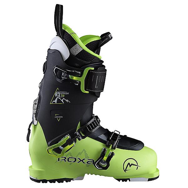 ROXA R3 110 Ski Boots, Limon-Black-Black, 600