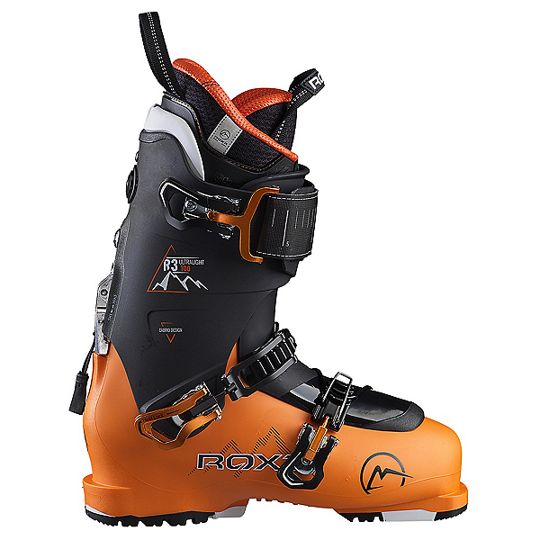 ROXA R3 100 Ski Boots, Orange-Black-Black, 600