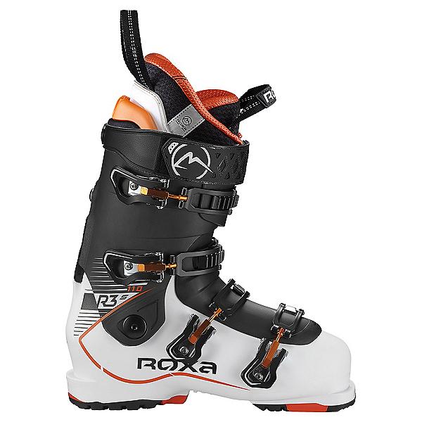 ROXA R3S 110 Ski Boots, White-Black-Black, 600