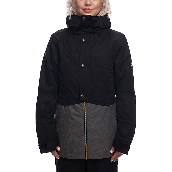 686 Rumor Womens Insulated Snowboard Jacket, , 600