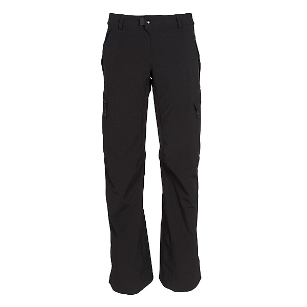 686 Geode Thermagraph Womens Snowboard Pants 2019, Black, 600