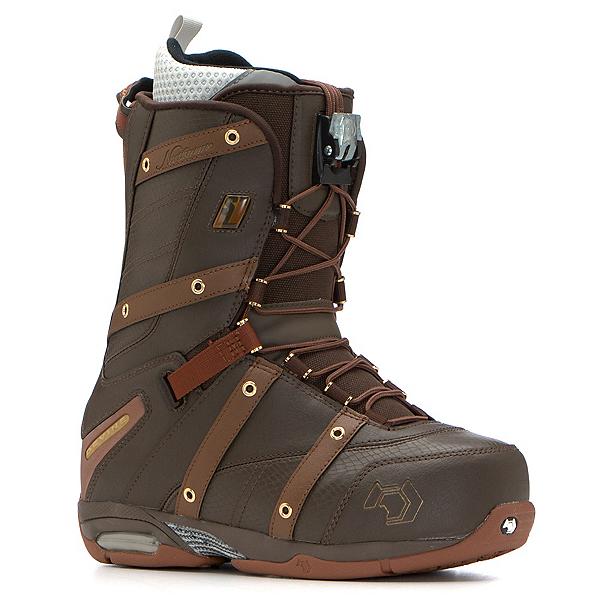 Northwave Devine SL Womens Snowboard Boots, Brown Gold, 600