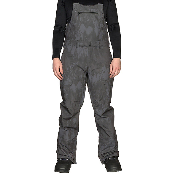 Burton Reserve Bib Mens Snowboard Pants, , 600