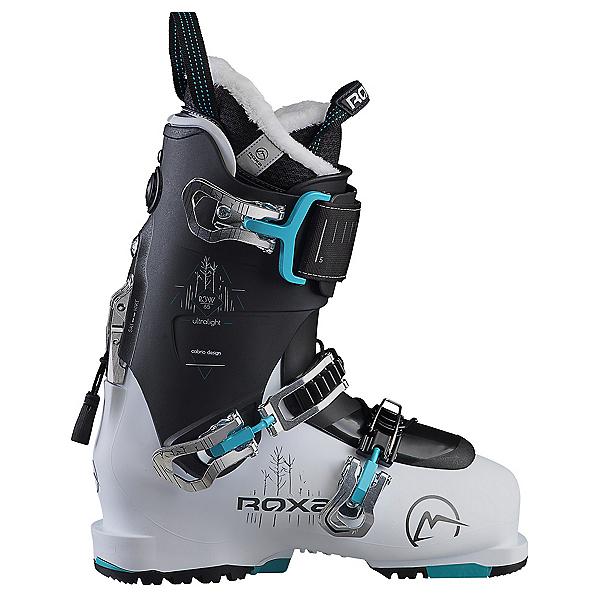 ROXA R3W 85 Womens Ski Boots, White-Black-Black, 600